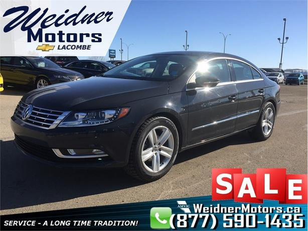 2015 Volkswagen CC *Heated Leather, Sunroof*