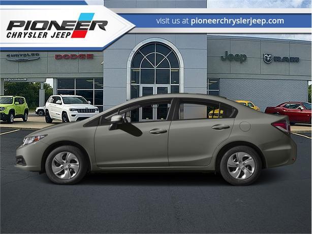 2015 Honda Civic Sedan LX  - Bluetooth -  Cruise Control