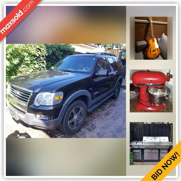 Brantford Moving Online Auction - Arthur St