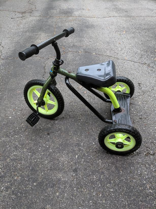 Toddler 3 Wheel Tricycle Bike