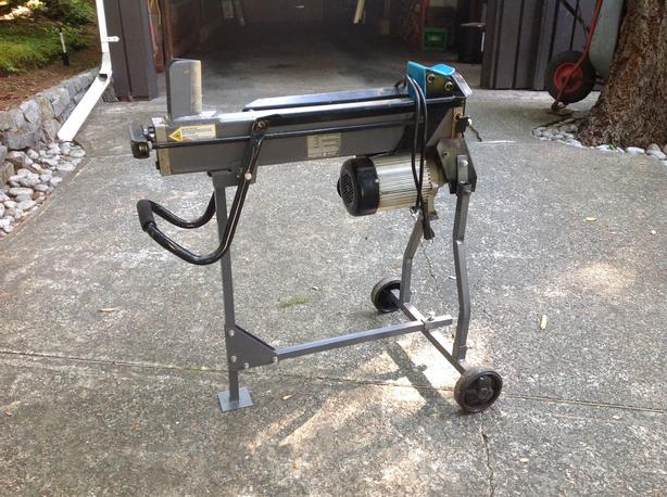 Craftsman  Wood Splitter