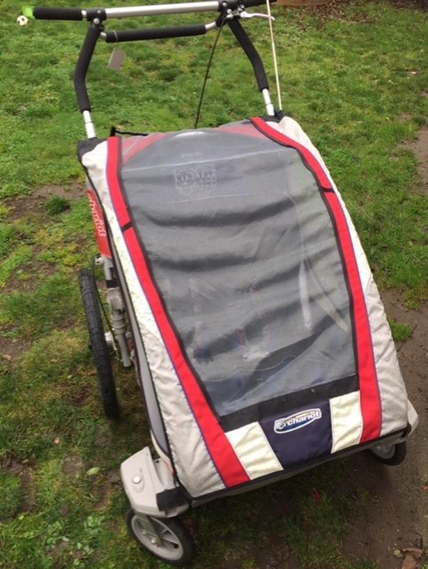 Chariot CX2 Bike Trailer/Jogging stroller $450 OBO