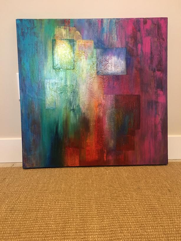 Original Canvas Painting Art