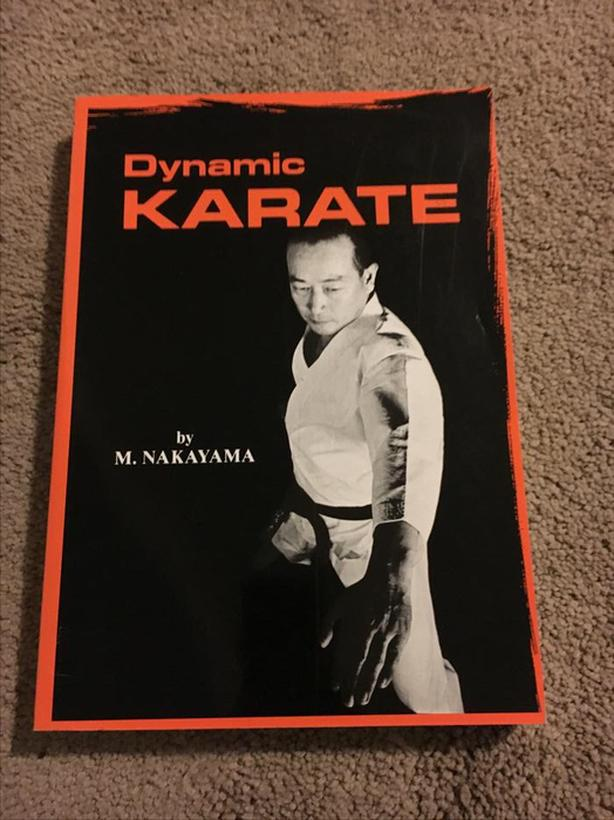 Dynamic Karate book