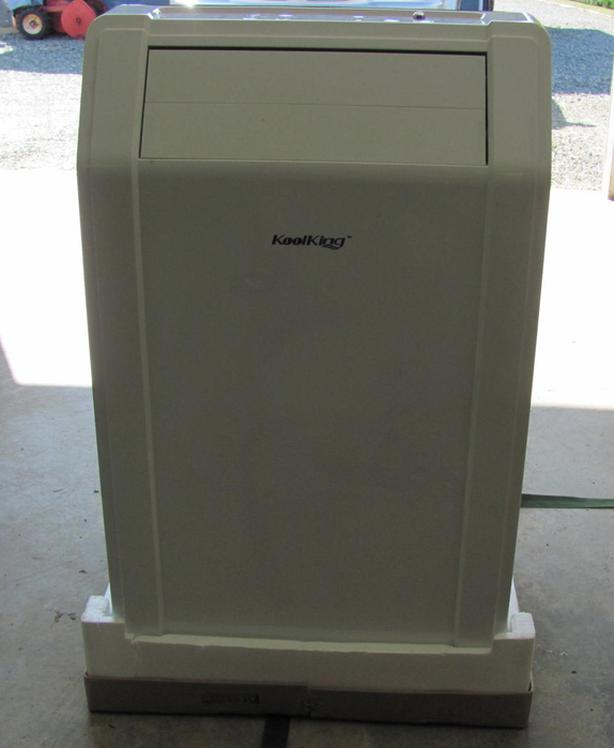 2 Kool King Air Conditioners