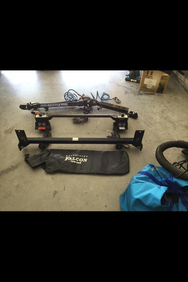 Falcon 5230 complete Tow Bar package