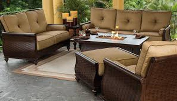 High End Outdoor Furniture Store