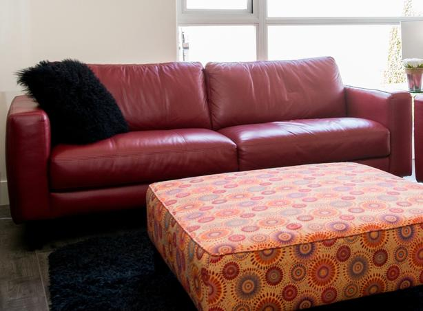 Admirable Log In Needed 875 Quality Leather Red Sofa Excellent Condition Download Free Architecture Designs Embacsunscenecom