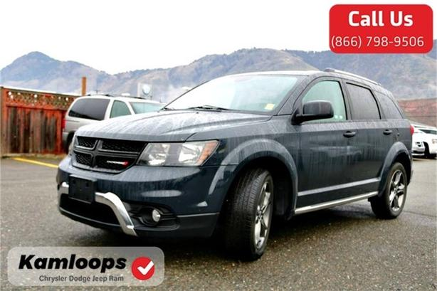 2018 Dodge Journey Crossroad /AWD//KeylessEntry//Leather/