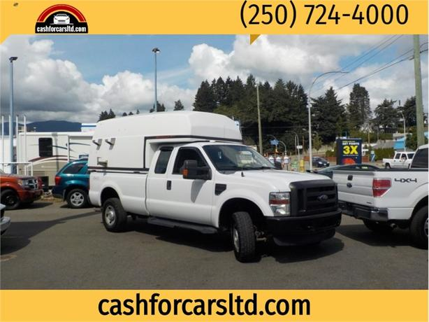 2009 Ford F-350 Super Duty SRW 4WD SuperCab 158 XL