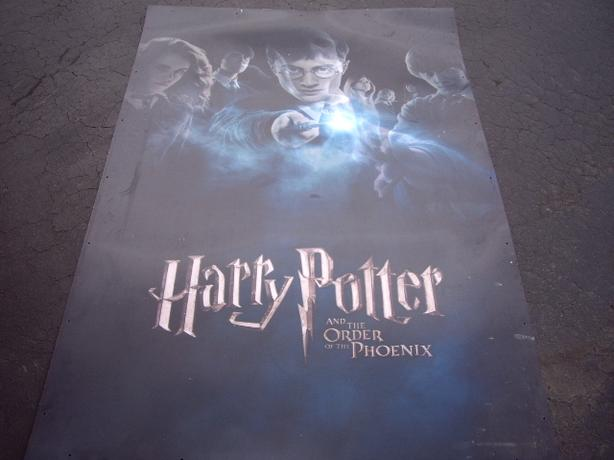 HARRY POTTER MOVIE MOSTER VINYL 2 CHANGING FACES