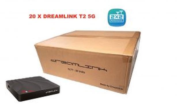 20 X Wholesale Dreamlink T2 5G Built In Wifi & Bluetooth 2019 Quad Core
