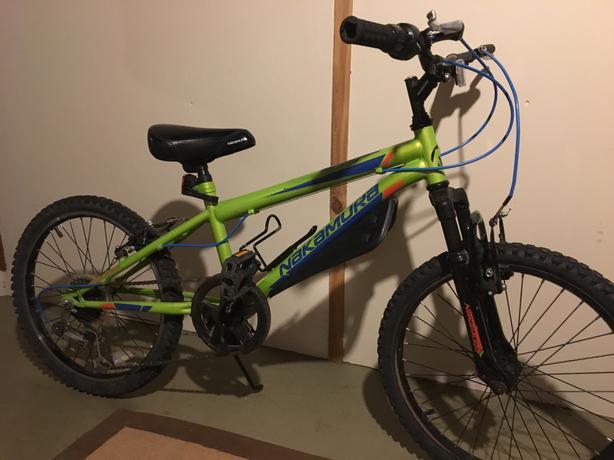 Nakamura Kids bike