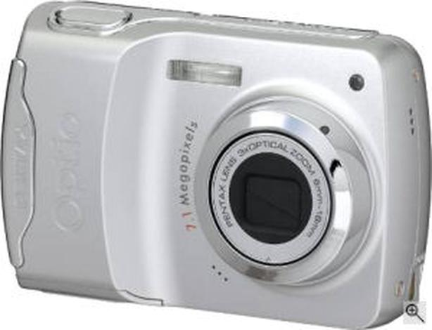 Pentax digital Optio camera from the late 2000's