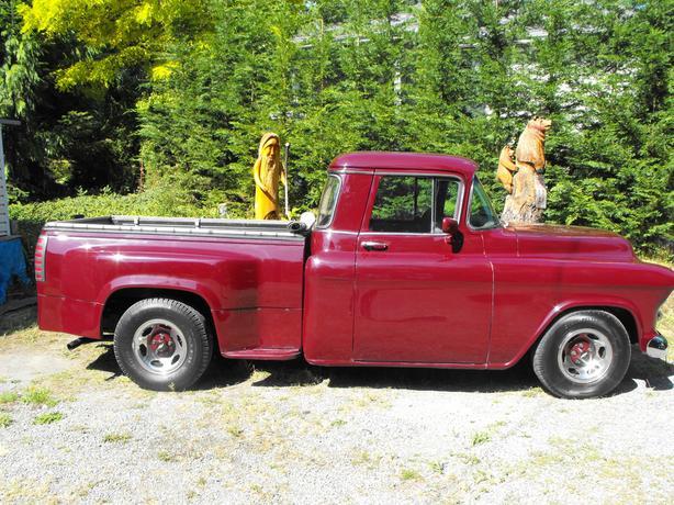 1956 chev pick-up