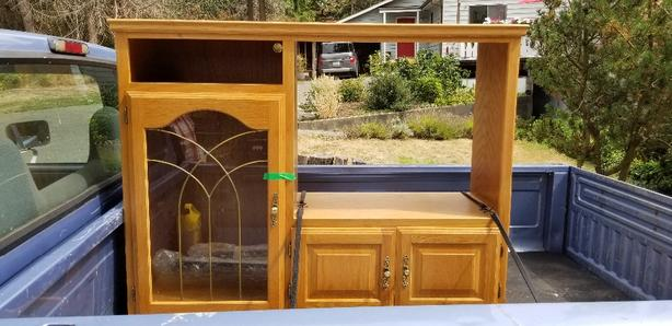 FREE: Entertainment Center