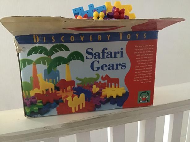 Safari Gears