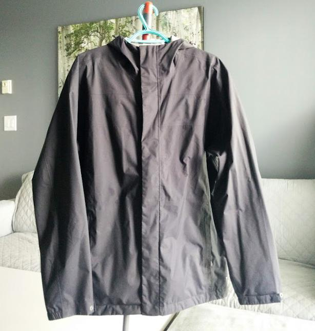 Selling MEC Rain Jacket (Like New) - $155