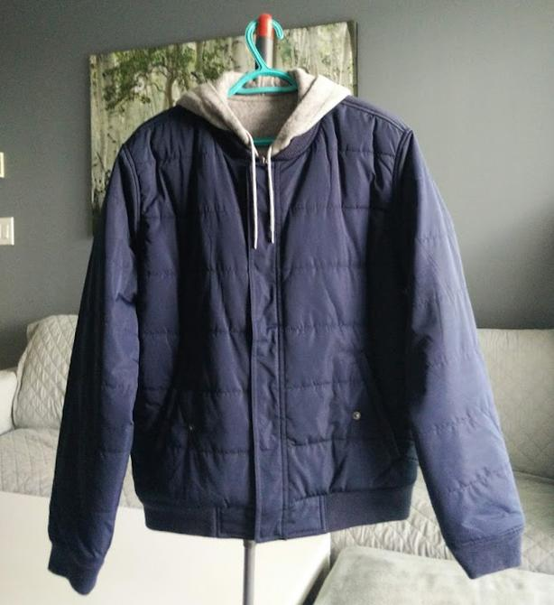 Selling American Eagle Reversible Jacket (New) - $75