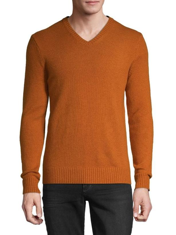 Selling Black Brown 1826 Caramel Sweater - $15