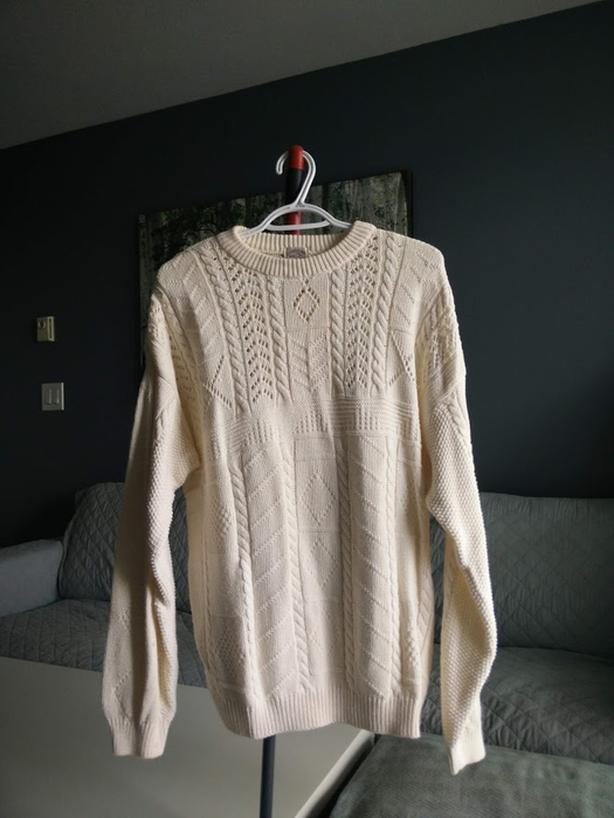 Selling Kettle Creek Canvas Co. Vintage Knit Sweater - $85