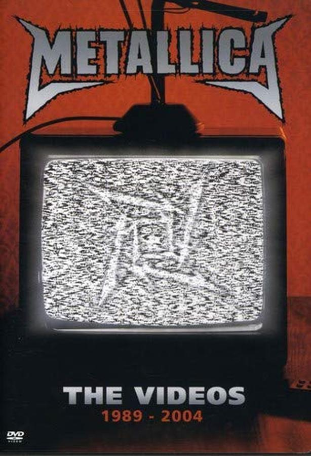 Metallica: The Videos 1989-2004  DVD