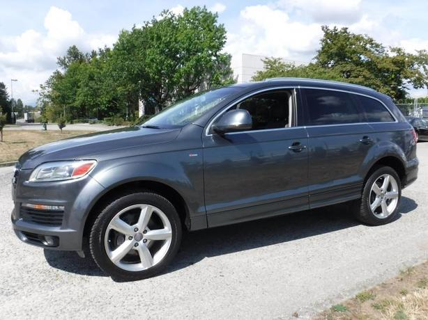 2008 Audi Q7 S-line 3rd Row Seating 4.2 quattro Premium All Wheel Drive