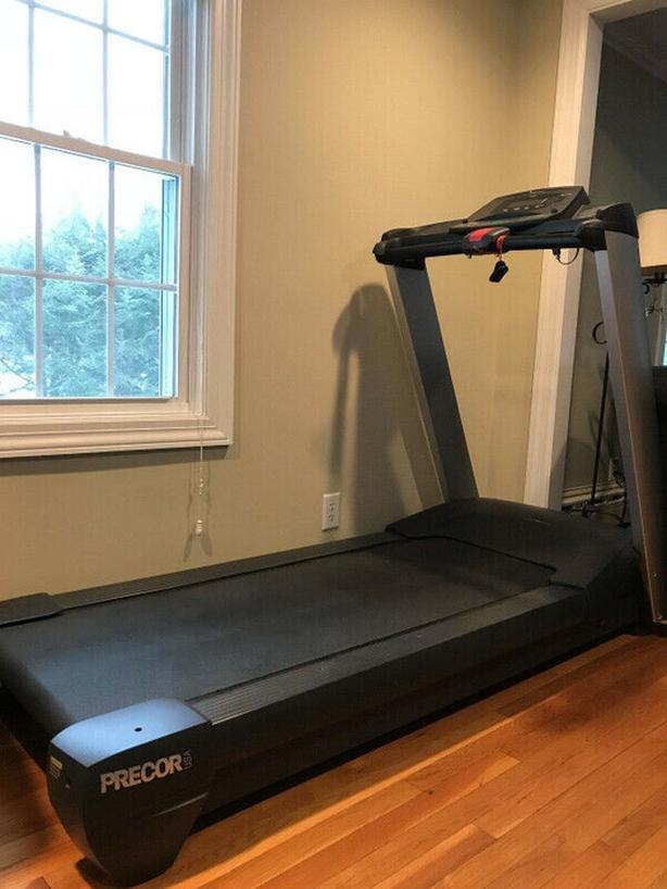 precor 9.31 treadmill for sale