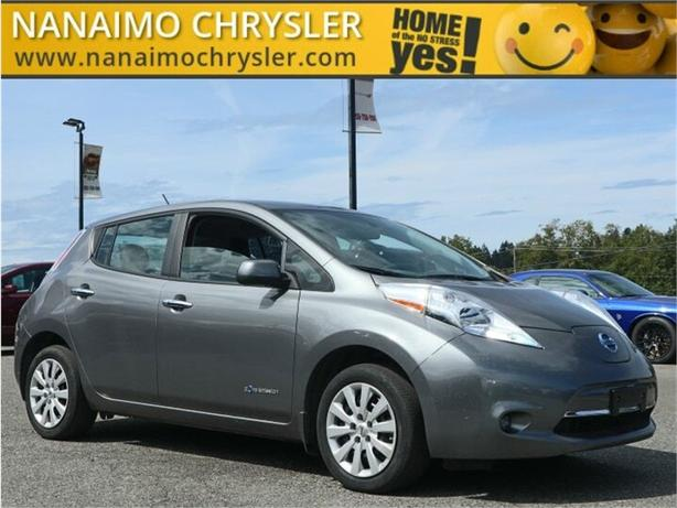 2016 Nissan Leaf S No Accidents Rear View Backup Camera