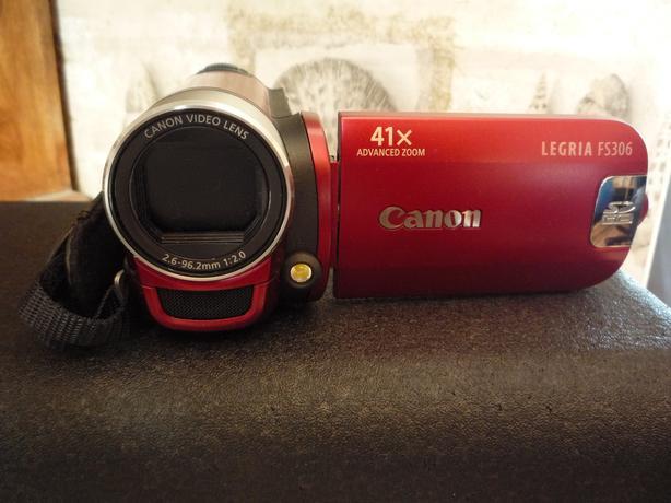 Canon Legria FS306 Video camera
