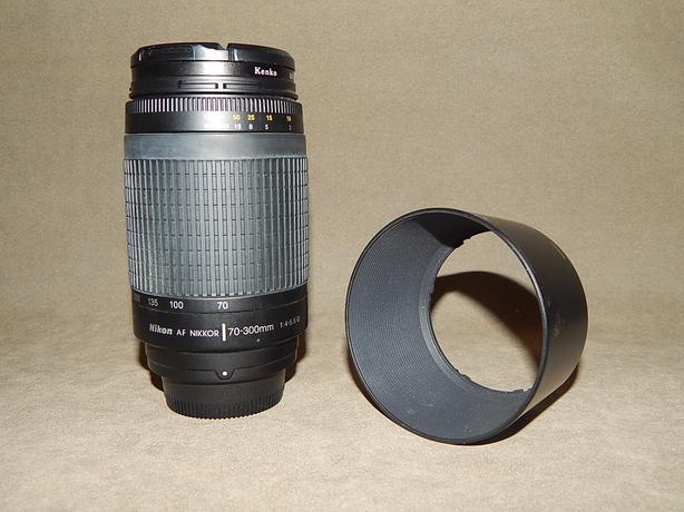 Nikon Nikkor Autofocus Zoom Lens 70-300mm