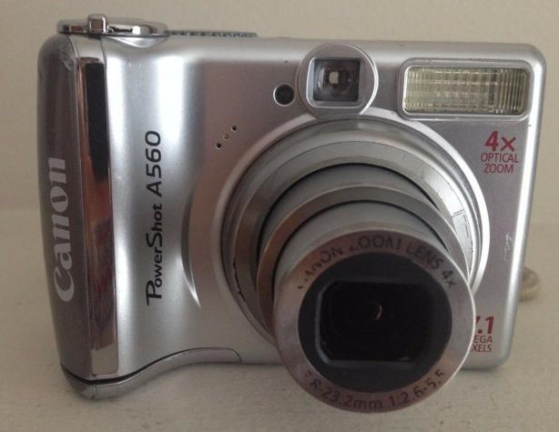 Canon PowerShot A710 IS 7.1MP Digital Camera