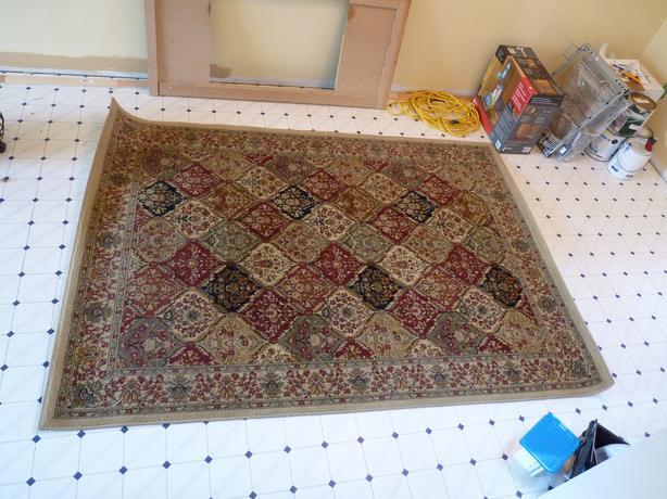 Ankara Turkish made area rug