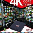"""Neontek (N99) 4K TV Box – """"With 1Yr Live Cable TV Service Fully Activated"""""""