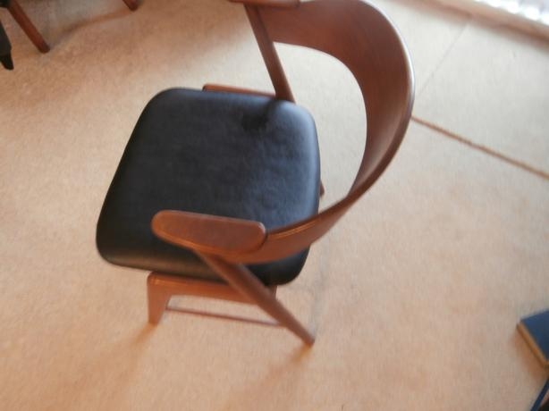 old Danish chair