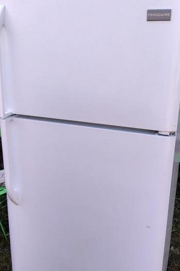 Frigidaire fridge shelves