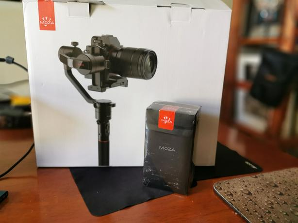Moza Air Cross Gimbal with thumb controller LOWER PRICE