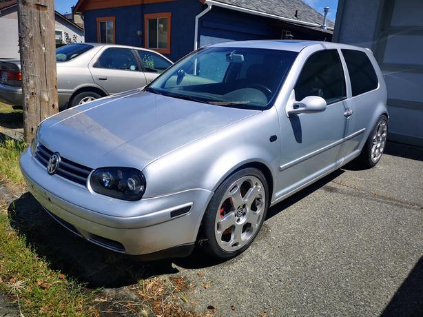 2001 Volkswagen VW GTI