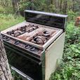 FREE: Sinks, cupboard doors, propane stove