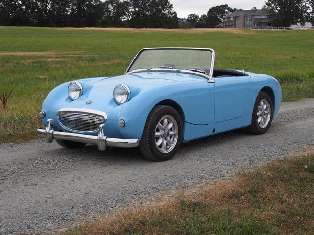 1960 Austin-Healey Bug-Eyed Sprite