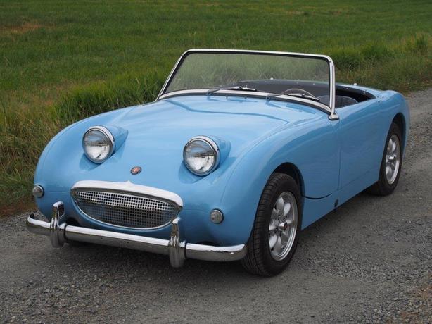 1960 Austin-Healey Bug-Eyed Sprite