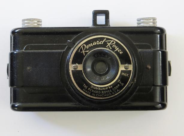 Renard Royce camera