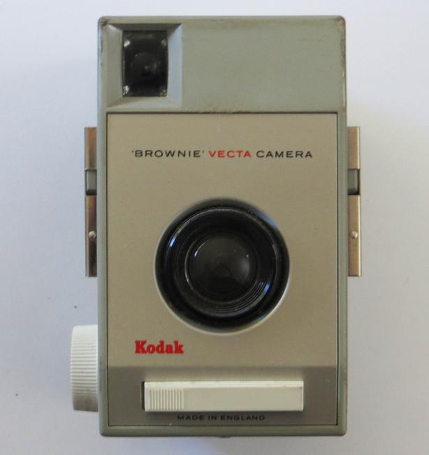 Kodak Brownie Vecta camera