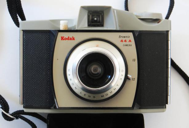 Kodak Brownie 44A camera
