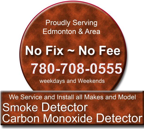 Smoke detector & Carbon Monoxide repair and installation