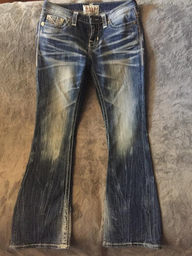 Size 7 Big Star Jeans 27R
