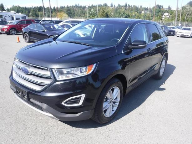 2015 Ford Edge SEL FWD Ecoboost