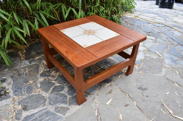 Small Teak Coffee Table - Great Condition Saanich, Victoria