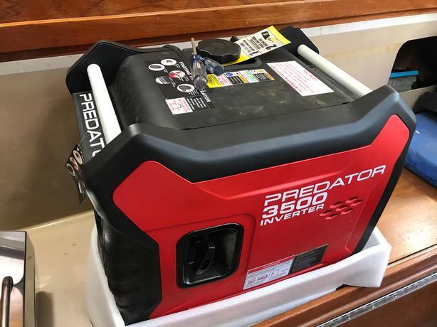 Predator 3500 Watt Inverter/Generator: Honda Clone Saanich