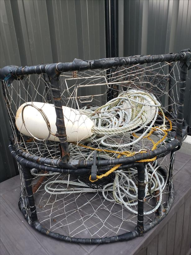 2 Crab TRaps for sale